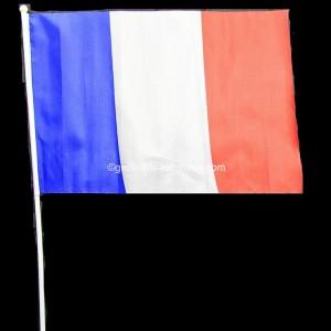 Drapeau bleu, blanc, rouge