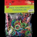 """Bracelet d'élastique """"Multicolore"""""""