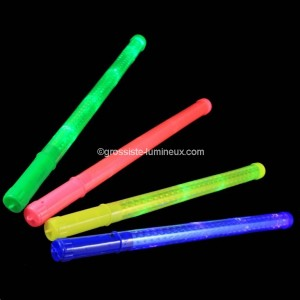 "Baton lumineux Led 48cm  ""Disco"""