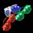 "Lunette lumineuse ""Happy New Year"""
