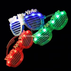 """Lunette lumineuse """"Happy New Year"""""""