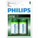 "Pile Phillips 1.5V - C-LR14 ""LongLife"""