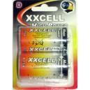 """Pile 1.5V - D-LR20 """"XXCELL"""""""