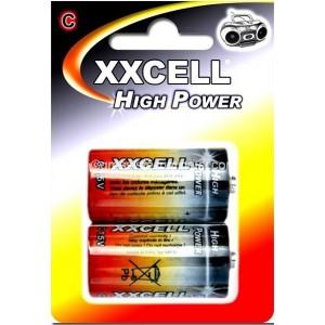 """Pile 1.5V - C-LR14 """"XXCELL"""""""