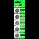 Piles bouton CR2025 (X5)