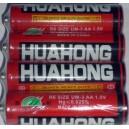 "Piles AA-LR06 ""HUAHONG"" Pack (x4)"