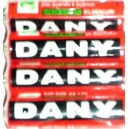 "Piles AAA-LR03 ""DANY"" Pack (x4)"