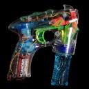 Pistolet à Bulles Lumineux & Musical